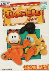 DVD The Garfield Show - Caroling Capers