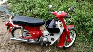 Honda bulat c70