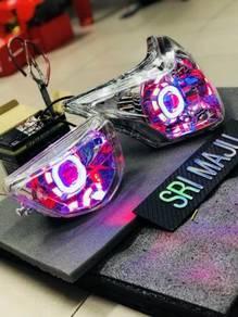 Led eagle Eye Protector head lamp V02 lc new y125z
