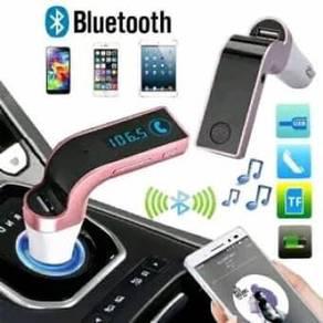 Car Bluetooth Transmitter G7 (ready Stock)