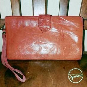 Purse Bag Leather Kumkang Renoir