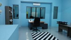 [fully furnish]-shop lot/office tg.karang for rent