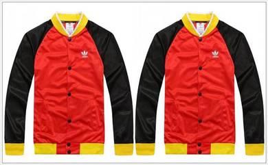 M Adidas Originals Baseball Sweater Varsity Jacket
