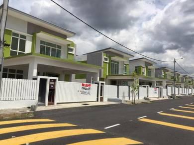 Double storey BUNGALOW Taman Senawang Perdana Seremban