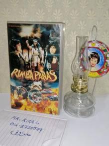 RIMBA PANAS VHS Film Movie Video Tape