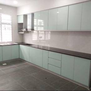 4G Door Aluminium Kitchen Cabinet