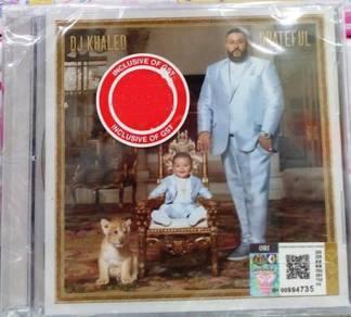 IMPORTED CD DJ Khaled Grateful