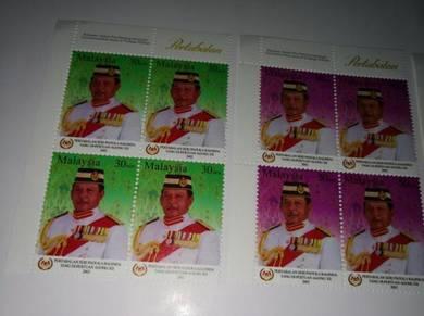 Setem Malaysia Pertabalan YDP Agong 2002