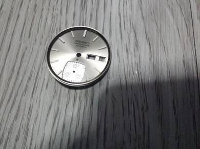 Dial seiko Chronograph watch
