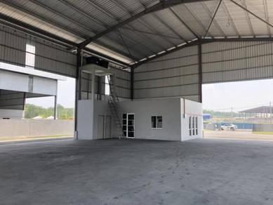 Tungzen Industry Factory, Simpang Pulai, Ipoh, Perak