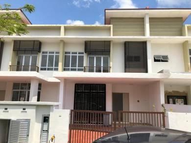 Double Storey Terrace House at Nusantara Prima, Iskandar Puteri