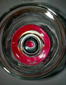 Delima Merah Air / Panchar Warna