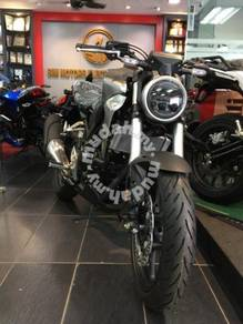 Honda CB250R -ABS- 90% Credit