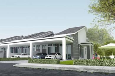 [Pre-Launch] KARAK New Single Storey Terrace