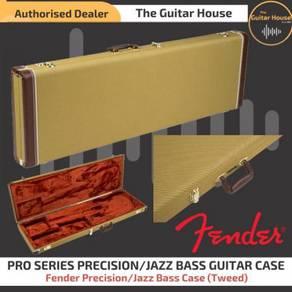 Fender Pro Series Prec/Jazz Bass GuitarCase, Tweed