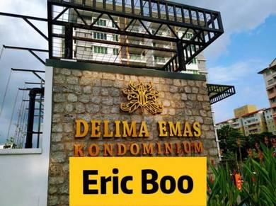 Delima Emas Condo | Juru | Auto City | Size 1257 | Free Legal Fee