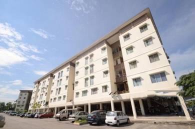 Apartment Angsana, Bukit Puchong 2, Level 2