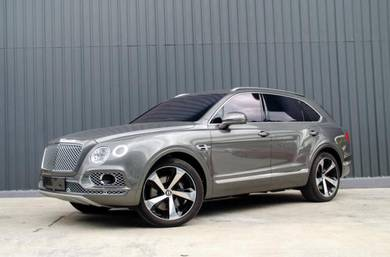 Used Bentley Bentayga for sale