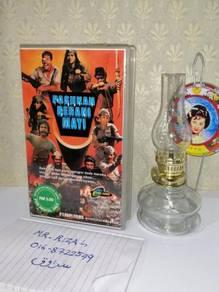 PASUKAN BERANI MATI VHS Film Movie Video Tape