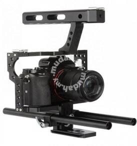 Video Rig for Sony A6000, A6300 A6500 & mirrorless