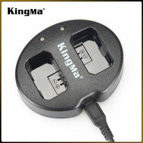 KingMa FW50 Dual USB Charger for Sony NP-FW50