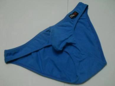 UM168-1 Sexy Blue Briefs Men's Underwear