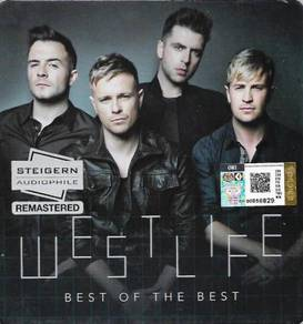 CD WESTLIFE Best of The Best Steigern Audiophile