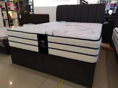 Silentnight branded 12inch mattress