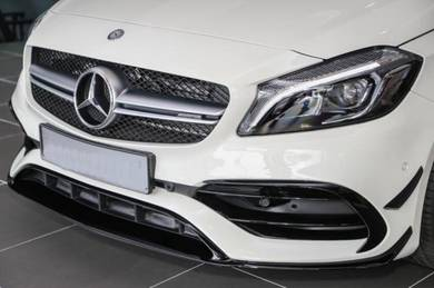 Mercedes W176 A250 A45 AMG facelift bodykit bumper