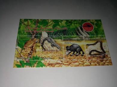 Setem Malaysia Semi Aquatic Animals