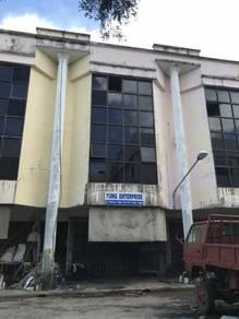 Three Storey Intermediate Shoplot at King's Commercial Centre, Miri