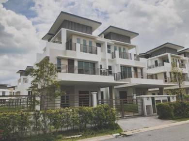 [Below Market] 3 Storey Semi D Regency Parc Park Country Homes Rawang