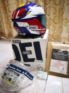 SHOEI Helmet J-Cruise ZULFAHMI Limited