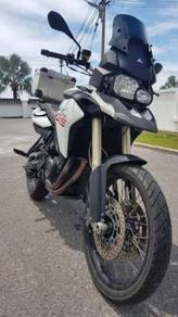2014 BMW Motorrad F800GS