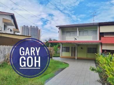 2 Storey Semi-D Land 4500sqft Greenlane Jalan Free School