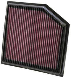 K&N Drop in air filter Vellfire 30