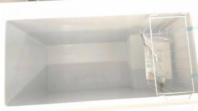 Freezer Epoxy-230Liter simpanan hitec
