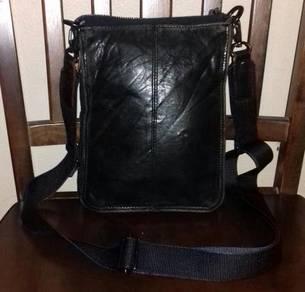Sling Bag Leather Comme Ca Du Mode