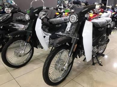 W Moto Cub Classic 110 ~ KHM Kian Huat