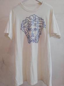 VERSACE W t shirt Baju tshirt rejected factory USA
