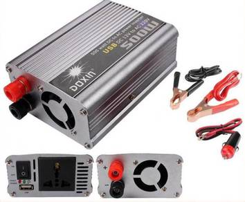 AC Power Supply 500W from Battery