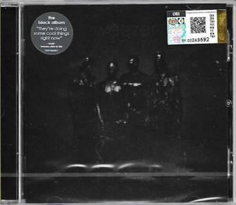 Weezer The Black Album Imported CD