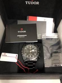 Tudor Black Bay Chrono Dark Limited Edition