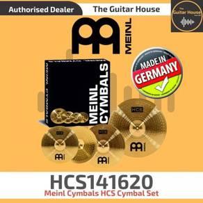 Meinl Cymbals HCS141620 HCS Cymbal Set