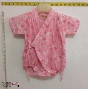 CRFT1435 kimono yukata infant baby pajamas suit co