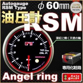 Auto Gauge Oil Pressure Exhaust Temp Meter Taiwan