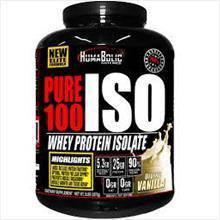 Pure Iso 100 (ZERO Sugar susu protein muscle
