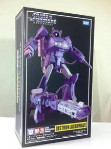 Transformers MP-29 MP29 Laserwave + Coins