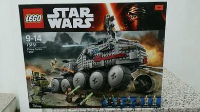 LEGO STARWARS CIone Turbo Tank