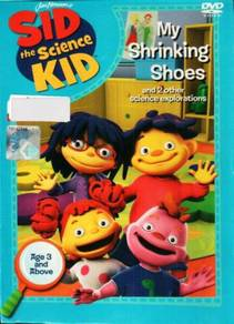 DVD Sid The Science Kid - My Shrinking Shoes